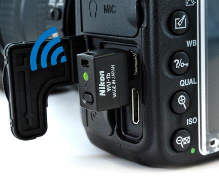модуль WiFi Nikon D 610