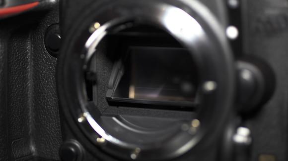 сенсор Nikon D 610