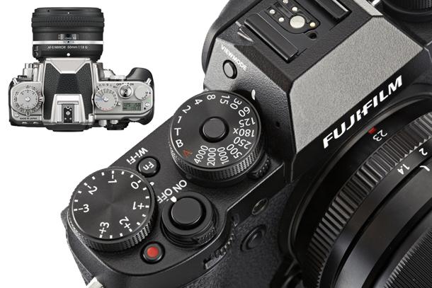 Сравнение Nikon Df и Fujifilm X-T1