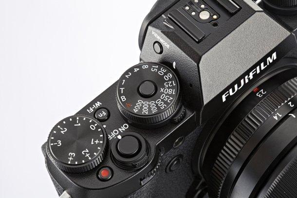 Fuji X-T1 details