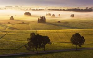 Фотосъемка пейзажей: формат кадра