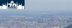 Панорамное фото Будапешта