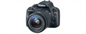 Самая легкая зеркалка в мире Canon EOS Rebel SL1