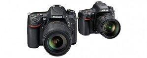 Nikon D 7100 против Nikon D 600